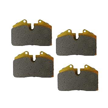 Amazon.com: Front & Rear Disc Brake Pad Kit OE Style Porsche 911 928 930 944 968 96535293904: Automotive