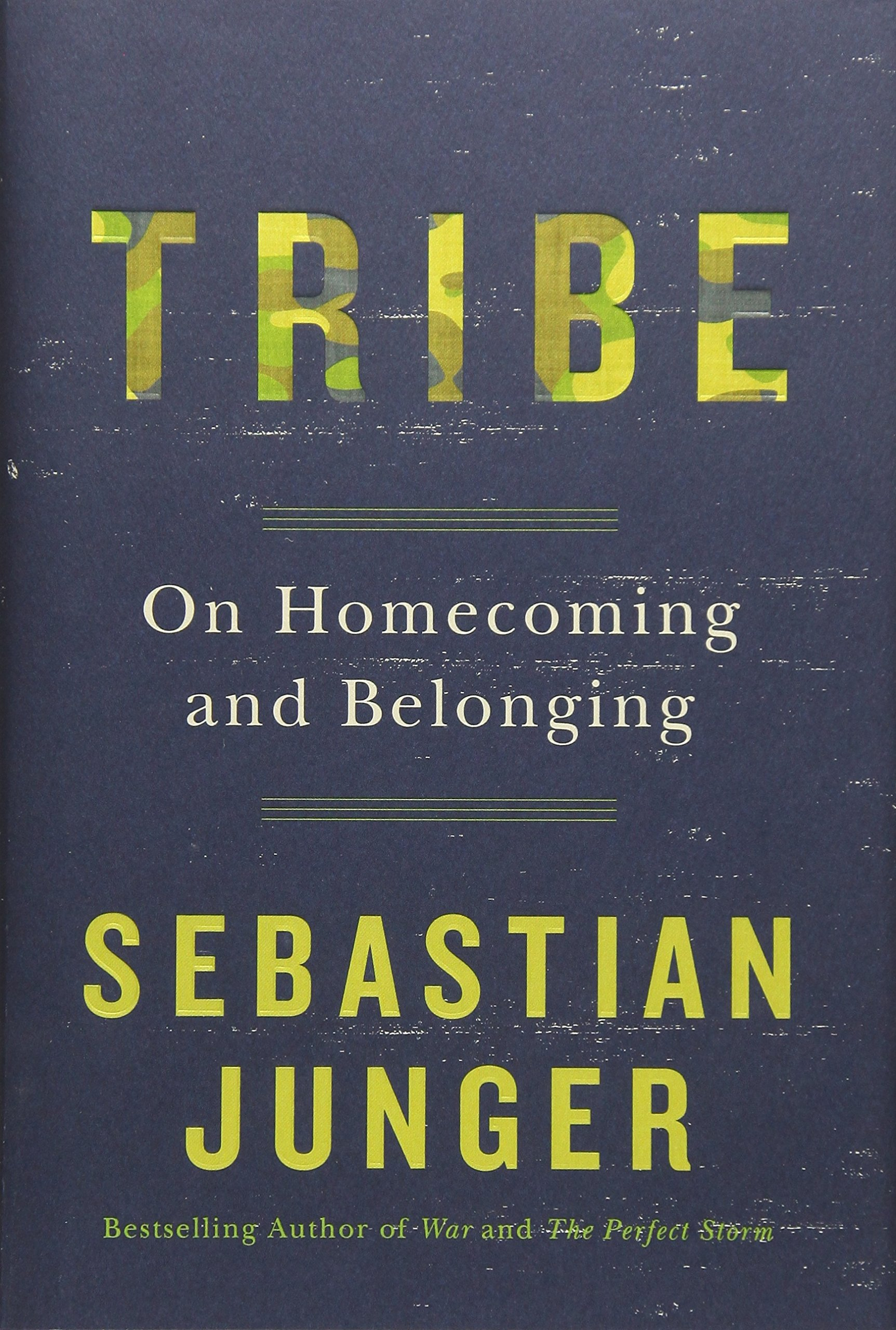 Amazon Fr Tribe On Homecoming And Belonging Sebastian