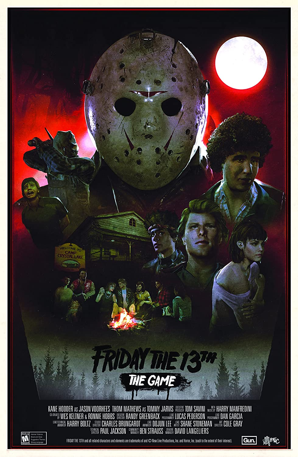 Friday the 13th: The Game Ultimate Slasher Edition ...