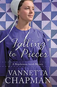 Falling to Pieces: A Quilt Shop Murder (A Shipshewana Amish Mystery Book 1)