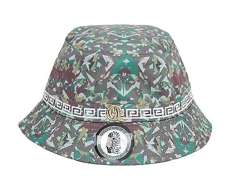 809683b4e72 Last Kings Men s Key Step Bucket Hat-Camo  Amazon.in  Clothing ...