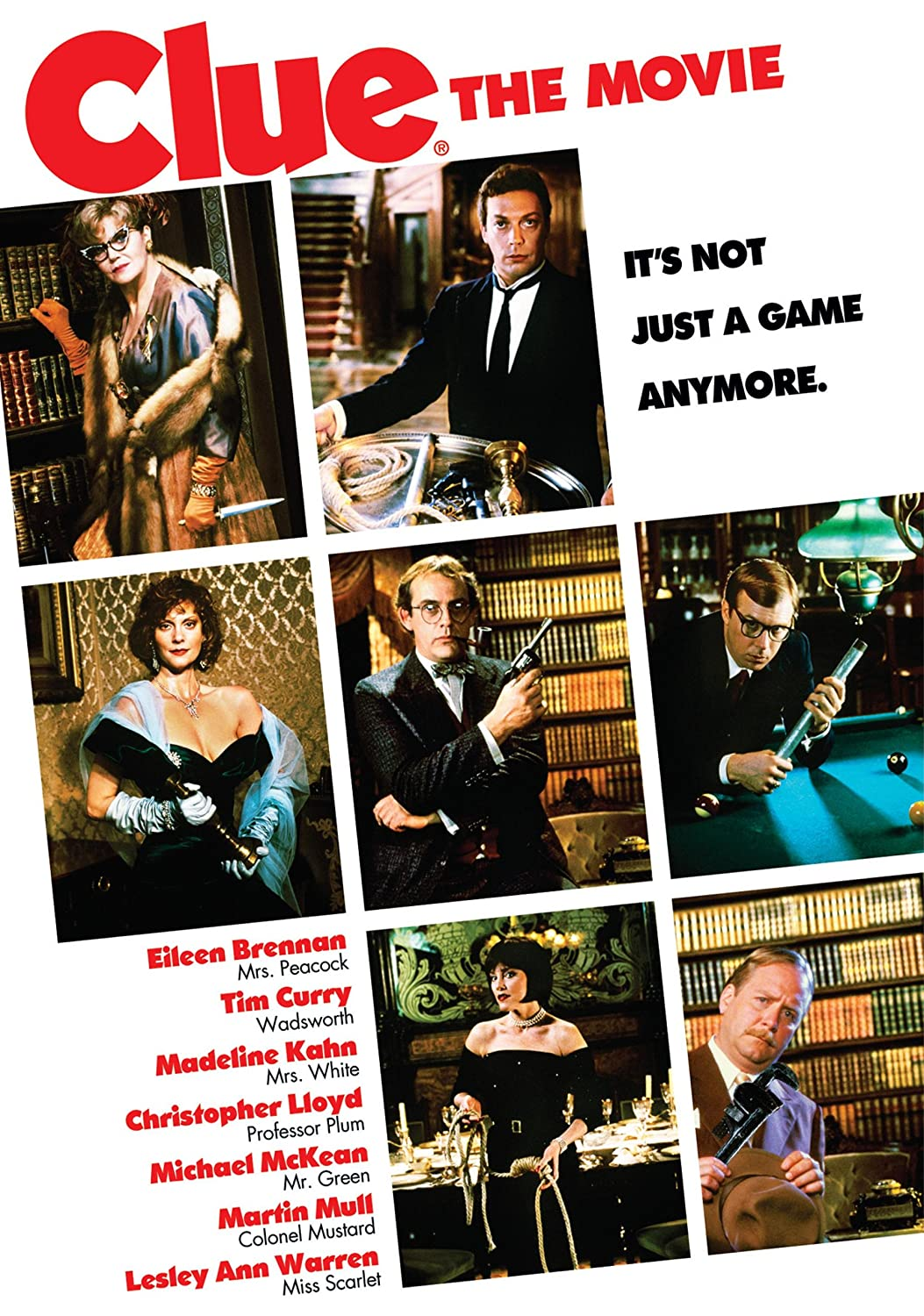 Clue DVD - Amazon