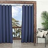 Parasol Indoor/Outdoor Curtains for Patio