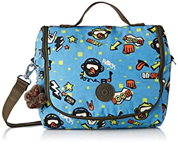 Kipling New KICHIROU Bolsa Escolar, 23 cm, 6 Liters, (Monkey ...