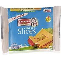 Britannia Cheese - Slices, 100g Pouch