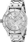 Nixon Women's A4102129 38-20 Analog Display Japanese Quartz Silver Watch