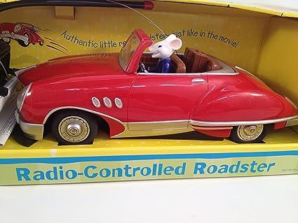 Amazon Com Stuart Little Remote Control 12 Roadster Toys Games