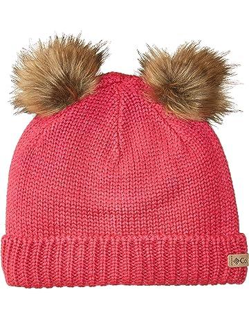 0fbc3a19a28 The Children s Place Big Girls  Fashion Pom Hats. Columbia Girls  Snow  Problem Beanie