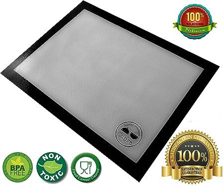 Tapete de Cocción Silicona Platinum | Lámina de Silicona para ...