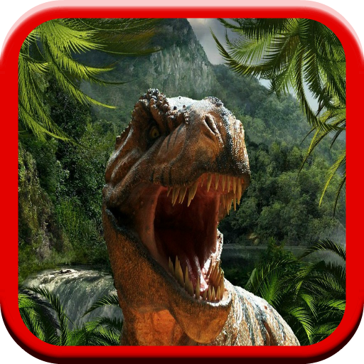Dinosaur World: Games For Kids Free; Sounds, Puzzle & Matching game
