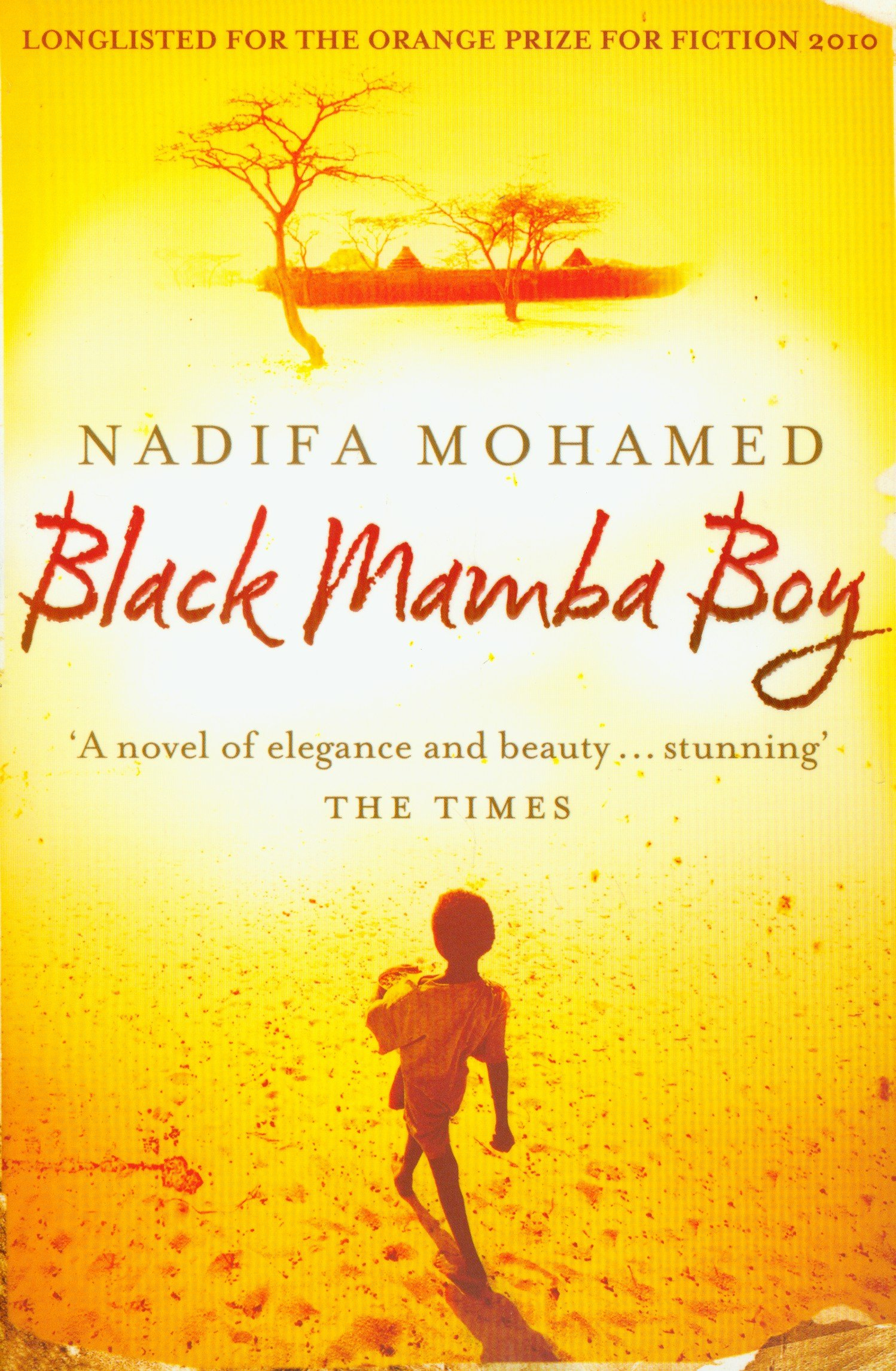 Image result for Black Mamba Boy by Nadifa Mohamed
