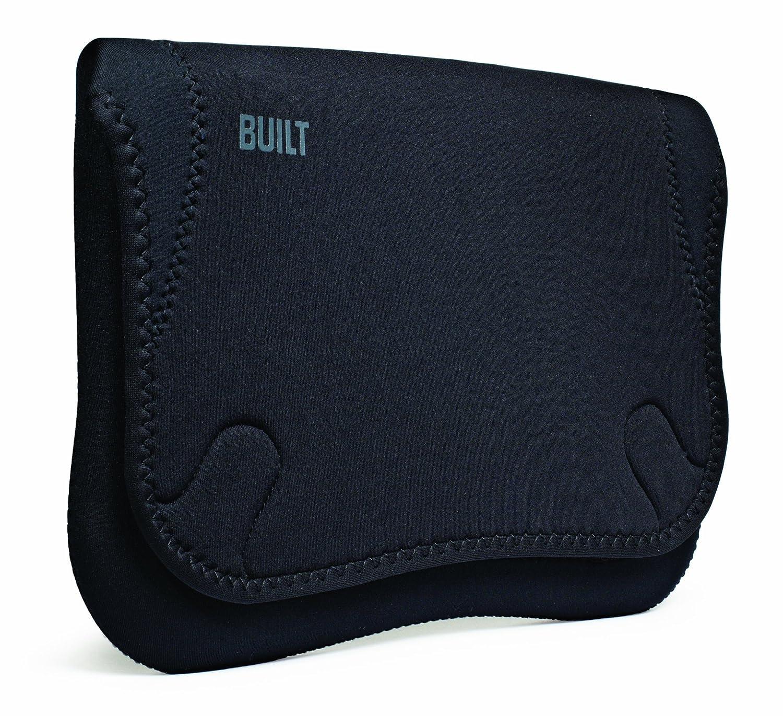0aea28d9fc28 BUILT 9-10 Inch Neoprene Netbook Laptop Envelope, Black