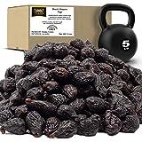 Traina Home Grown California Dried Whole Black Mission Figs - No Added Sugar, Non GMO, Gluten Free, Kosher Certified…