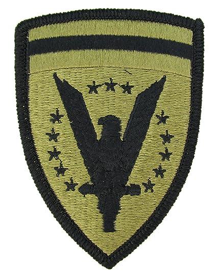 Amazon com: European Command Patch OCP Patch - Scorpion W2