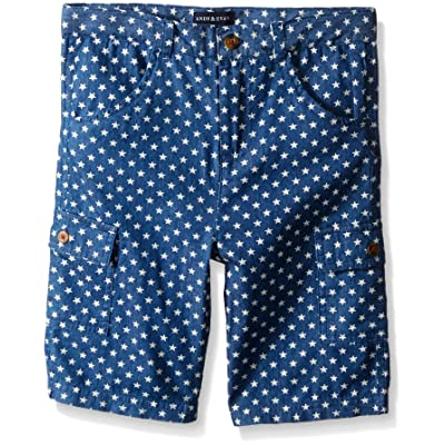 Andy & Evan Boys' A Star Is Worn Navy and White