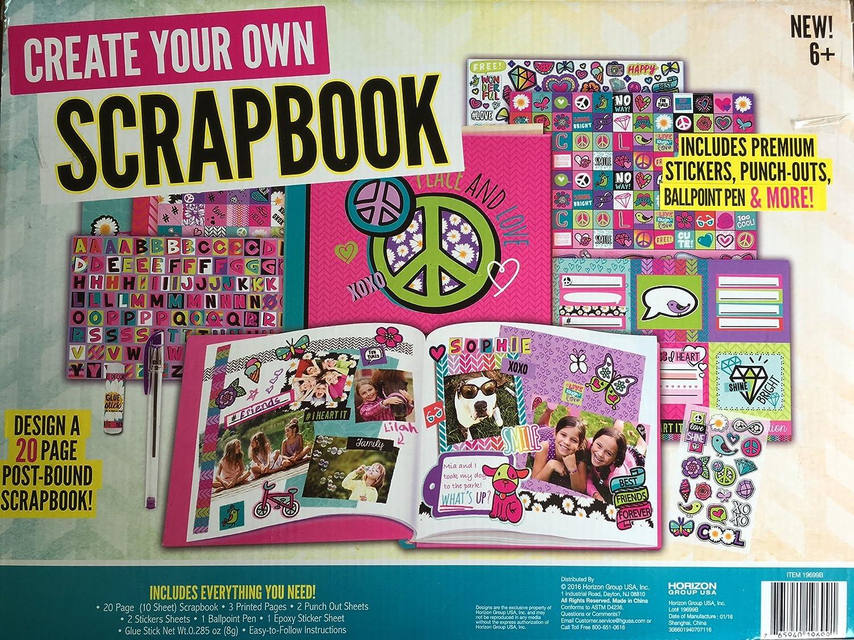 Create your own scrapbook - Create Your Own Scrapbook 28