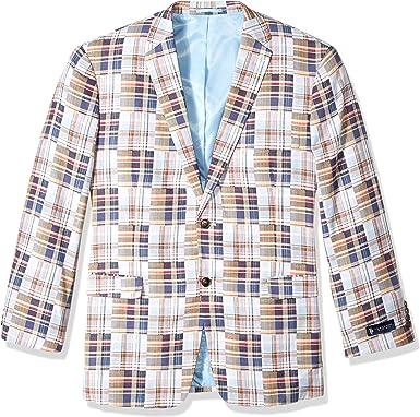 Mens Fancy Cotton Sport Coat U.S Polo Assn