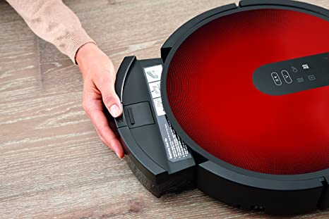 Miele RX1 Scout Robotic Vacuum Cleaner, 11 W, Red (UK Stock): Amazon.es: Hogar