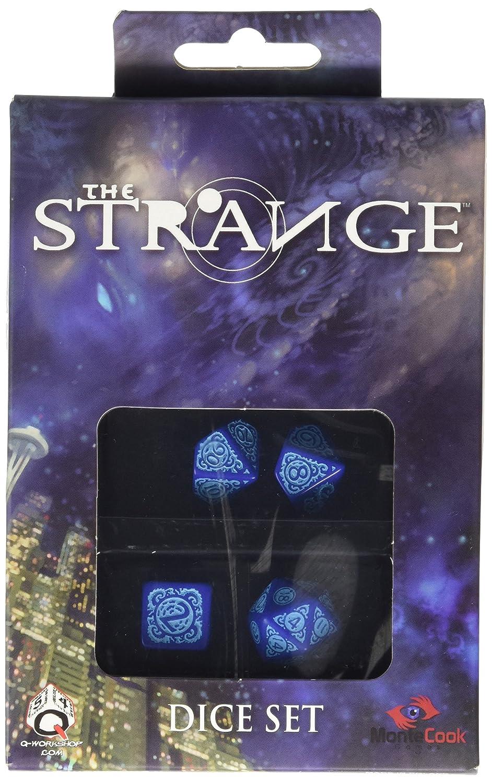 Q-Workshop - The Strange Dadi Set (4) QWOSTR70