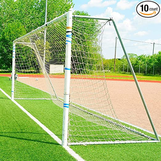 Sports Soccer Goal Post Net Replacement for Sports Match Training Dioche Soccer Goal Net