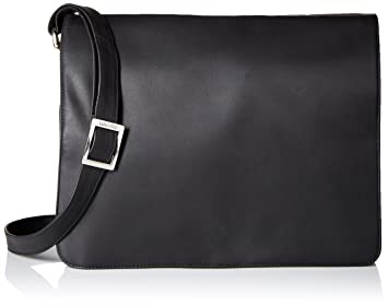 Amazon Com Visconti Womens Large Leather Flap Over Shoulder
