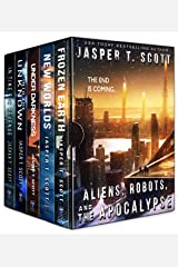Aliens Robots and The Apocalypse (A Five Book Bundle) Kindle Edition