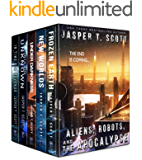 Aliens Robots and The Apocalypse (A Five Book Bundle)