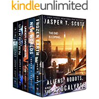 Aliens Robots and The Apocalypse (A Five Book Bundle)