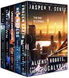 Aliens Robots and The Apocalypse (A Five Book Bundle) (English Edition)