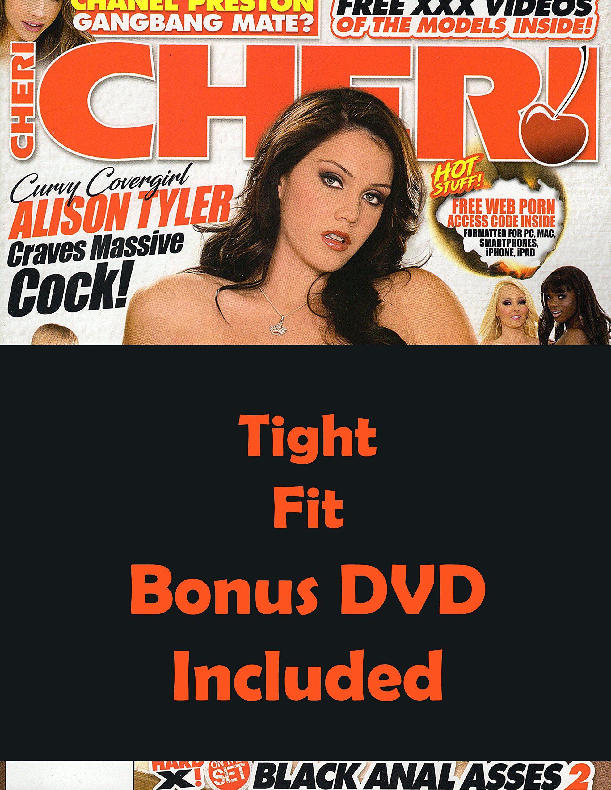 Read Online Alison Tyler Emma Mae Cheri Magazine 2017 256 with Tight Fit Bonus DVD pdf