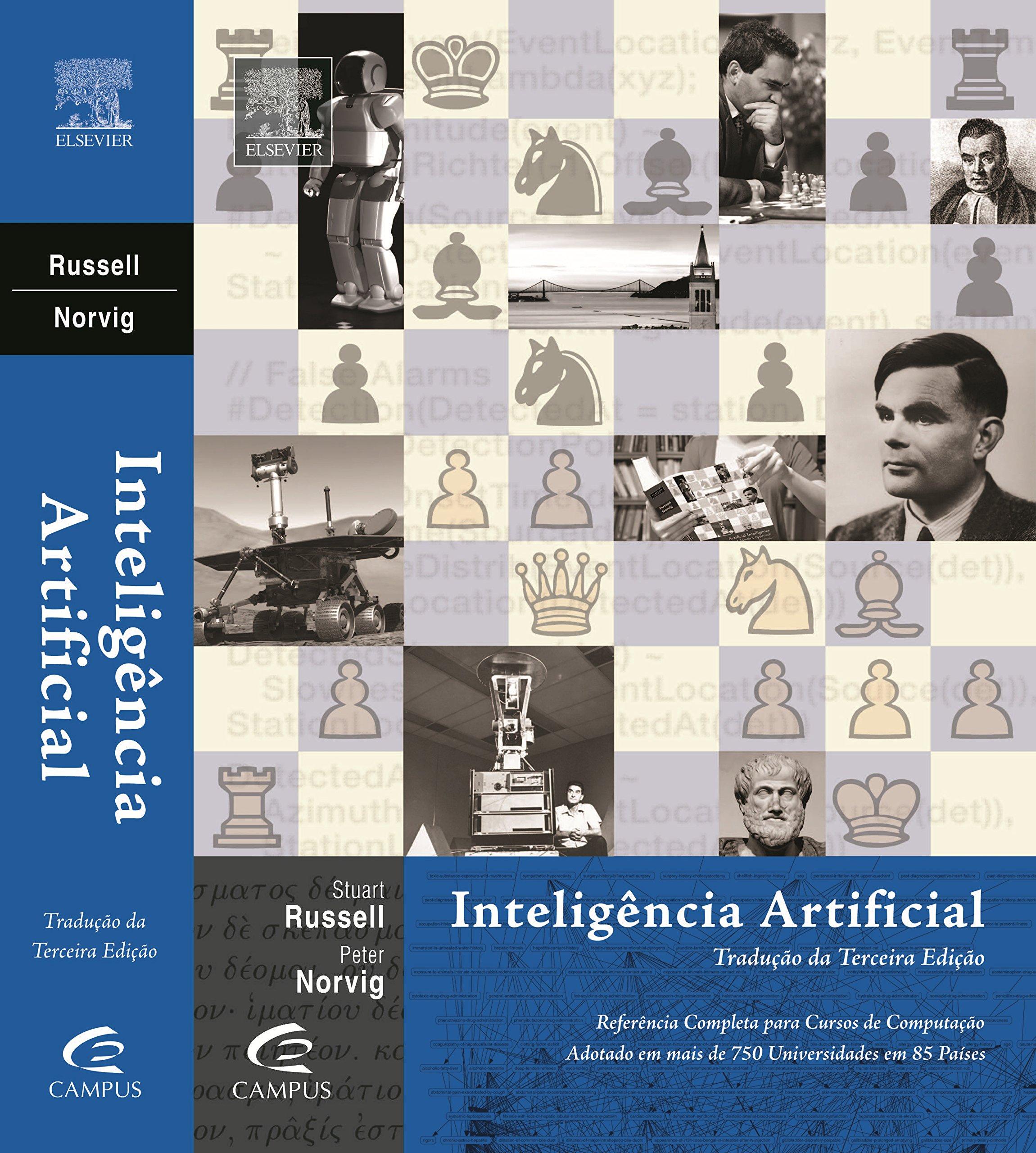 Inteligncia artificial 9788535237016 livros na amazon brasil fandeluxe Images