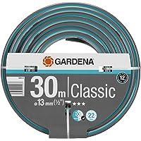 "GARDENA Classic slang 13 mm (1/2"") 30 m: Universele kruisgeweven tuinslang, 22 bar barstdruk, druk- en uv-bestendig…"