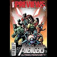 April 2015 Marvel Previews (English Edition)