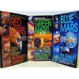 Mars Trilogy [Boxed Set] Red Mars, Green mars, & Blue Mars (1995)