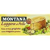 Montana Leggera Di Pollo 140g (Confezione da 2)