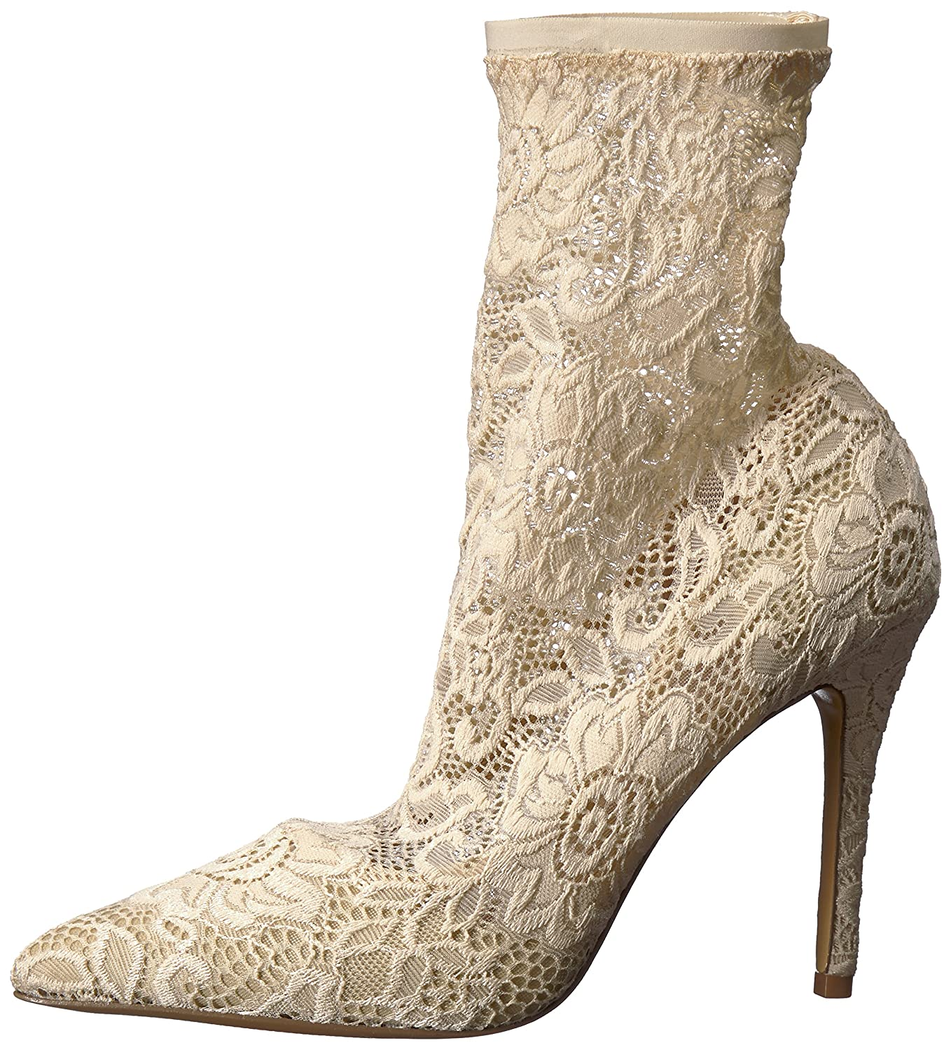 Charles by Charles David Women's Player Fashion Boot B075NSV8CT 9 B(M) US|Ivory