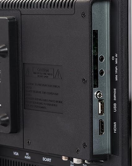 Reflexion televisor LED Negro: Amazon.es: Electrónica