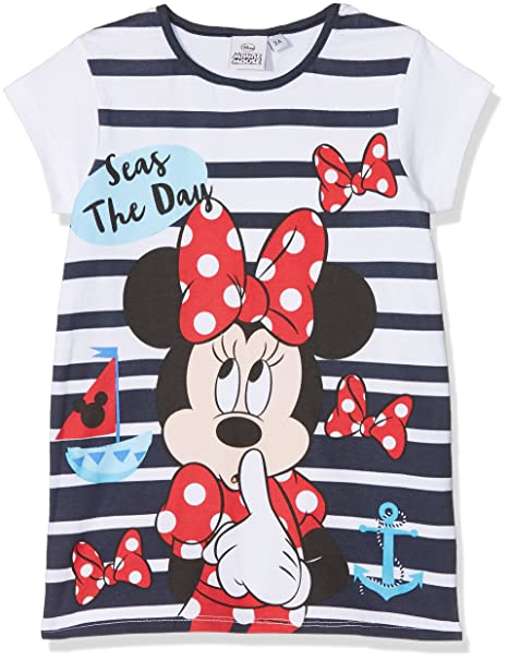 Minnie Good Night, Chaqueta de Estar por casa para Niñas, Azul (Blue 603) 6 años: Amazon.es: Ropa y accesorios