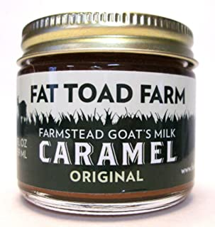 product image for Fat Toad Farm Goat's Milk Caramel (3 Pack) 2 oz Jars