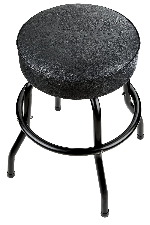 Sgabello nero, altezza: 61 cm, Fender 9100323506