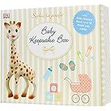 Sophie La Girafe: Baby Record Keepsake Box