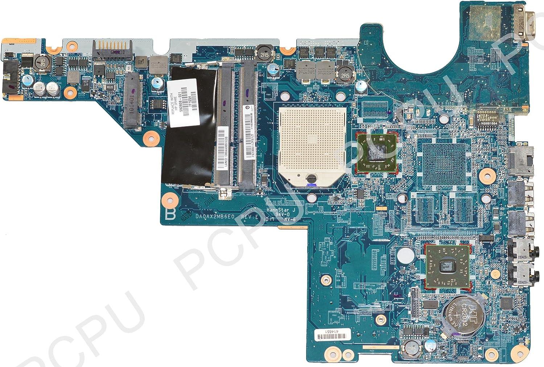 HP CQ62 CQ62Z G62 AMD Motherboard 592808-001