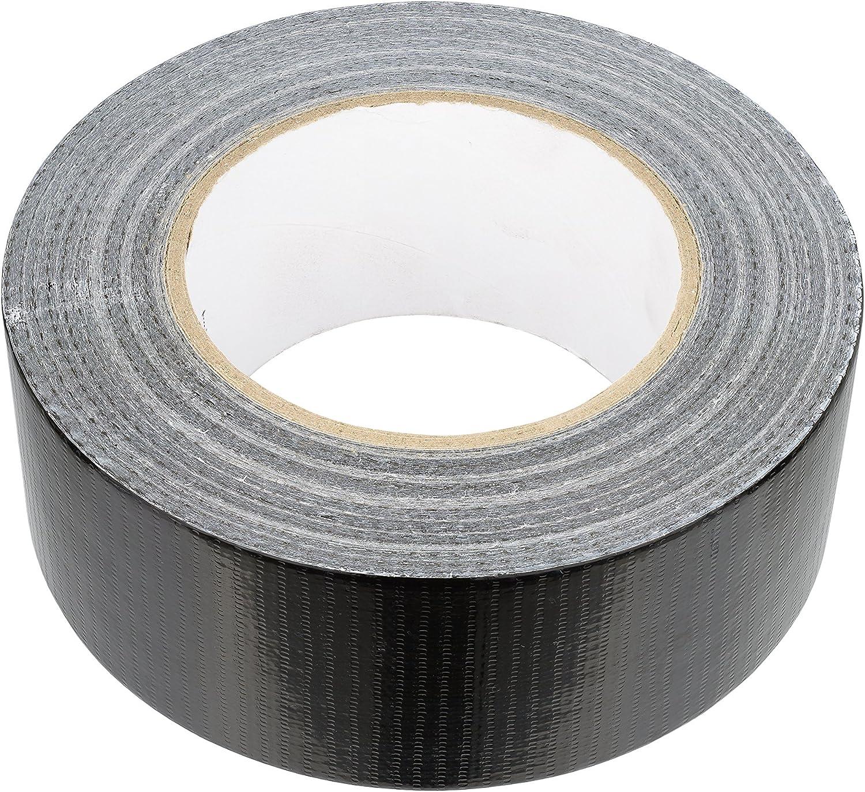 40 Rolls 3M BLACK Gaffer Duct Tape Cloth Scotch 50mm x 50m