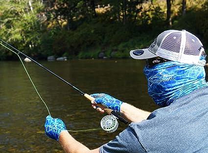 3 COLORS ASP Fishing Face Gaiter