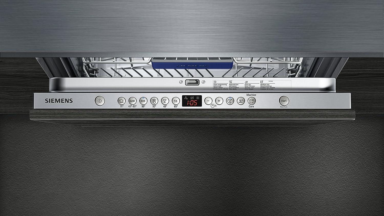 Siemens iQ300 SN636X00ME lavavajilla Totalmente integrado 14 ...