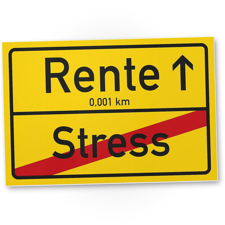 DankeDir!. Pensiones (estrés) Lugar - Letrero de plástico ...