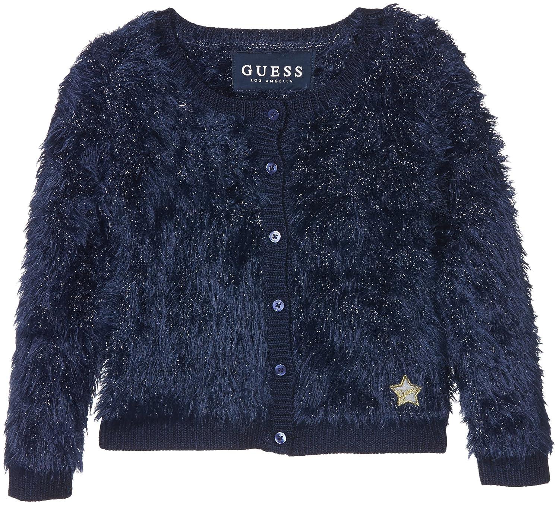 Guess Furry Effect, Cardigan Bimba Blu (Bleu/Deck Blue) K74R05Z1BP0