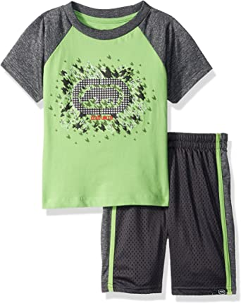 French Toast Baby Boys Active Mesh Short