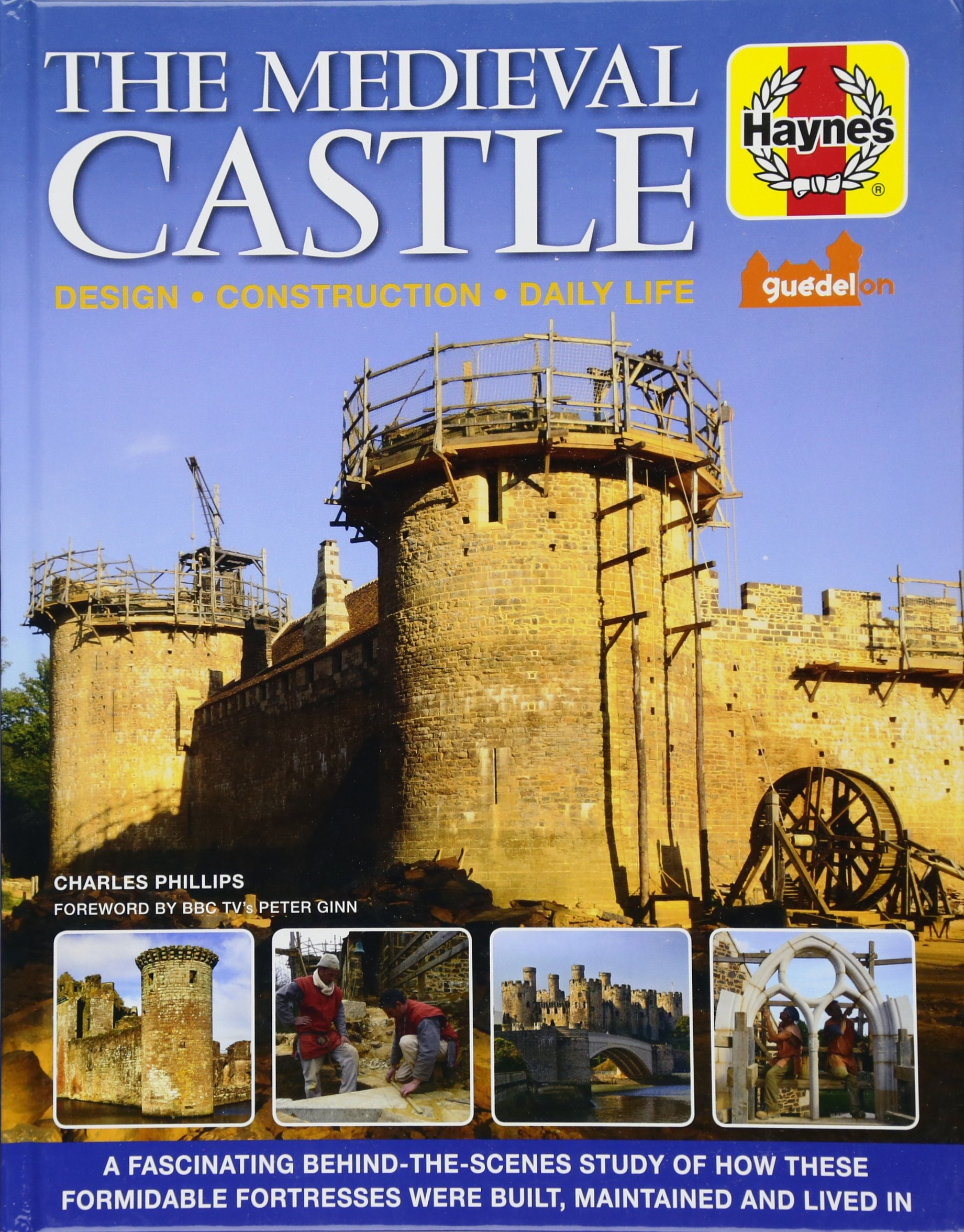 Daily Life Construction The Medieval Castle Manual Design