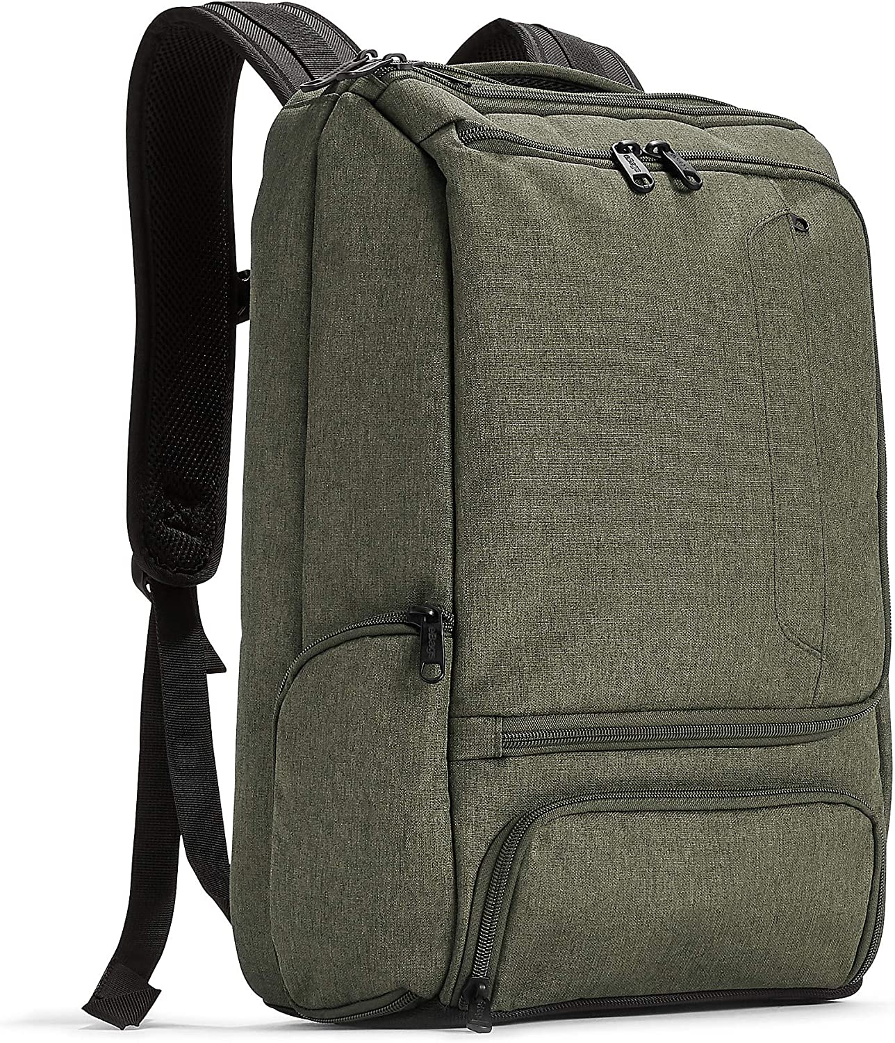 eBags Pro Slim Laptop Backpack (Sage Green)
